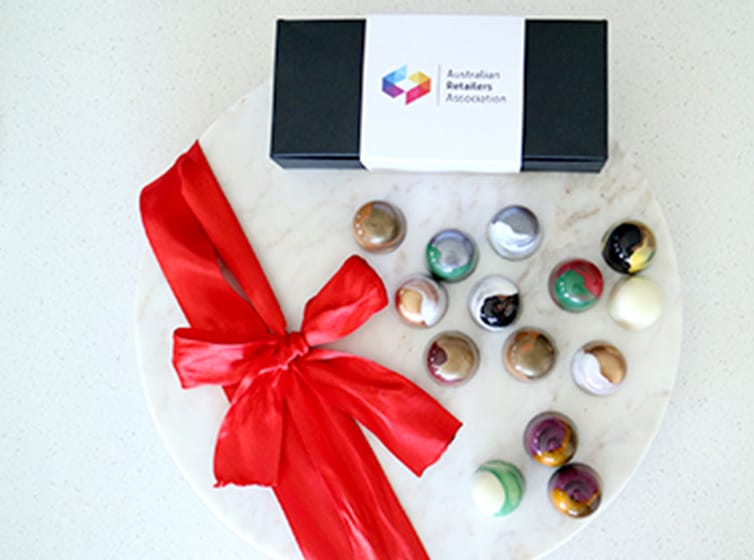 Customised Boxed Chocolates Australia